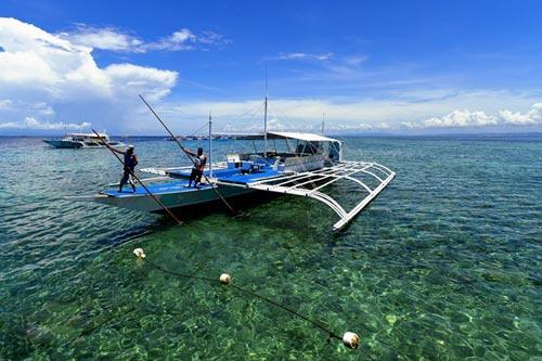 Hòn đảo xanh thần tiên ở biển Cebu - 3