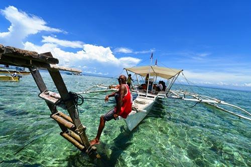 Hòn đảo xanh thần tiên ở biển Cebu - 4