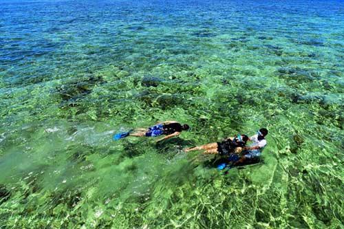 Hòn đảo xanh thần tiên ở biển Cebu - 10