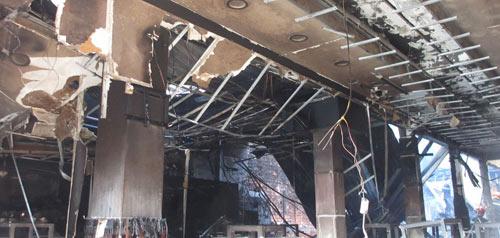 Cháy tiệm giày, 3 người chết: Lời kể người thoát nạn - 2