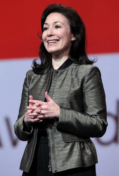 20 nữ doanh nhân quyền lực nhất thế giới - 20