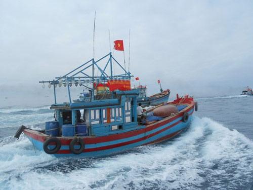 Trung Quốc xác nhận vụ bắt giữ 6 ngư dân Việt Nam - 1