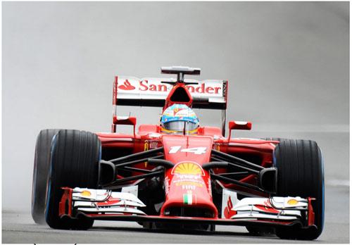 Phân hạng British GP: Rosberg đoạt pole, chạm tay vào ngôi vương - 2