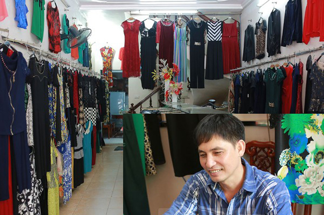 Được biết, hiện tại bố mẹ Sơn Tùng sống ở thành phố Thái Bình trong một cửa hàng buôn bán quần áo mặt phố.