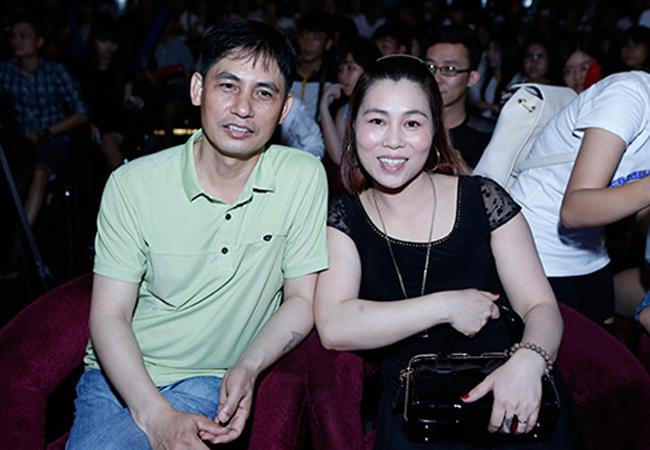 Cha mẹ Sơn Tùng mới đây cũng đích thân vào dự lễ sinh nhật con trai.