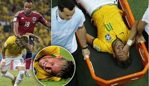 Sôi động World Cup 6/7: Philipp Lahm tiếc cho Neymar - 1