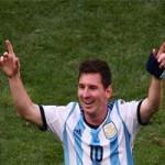 Bóng đá - Báo chí ca ngợi chiến thắng của Messi và Argentina