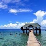 Du lịch - Hòn đảo xanh thần tiên ở biển Cebu