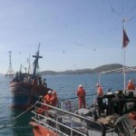Tin tức trong ngày - Cứu nạn thành công 12 ngư dân và tàu cá bị nạn