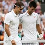 Thể thao - Djokovic hết lời khen ngợi Federer trước CK Wimbledon