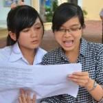 Giáo dục - du học - Thi ĐH - CĐ 2014 đợt 1: Đổi cấu trúc đề để kiểm tra năng lực