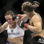 Thể thao - Người đẹp UFC Rousey hạ gục đối thủ sau 16 giây