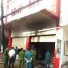 Cháy tiệm giày, 3 người chết: Oan nghiệt vì cửa cuốn
