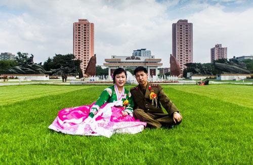 Chùm ảnh mới nhất về cuộc sống ở Triều Tiên - 1