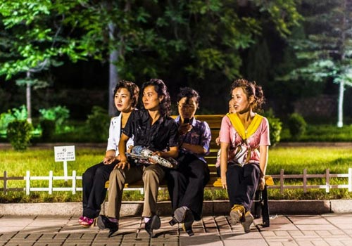 Chùm ảnh mới nhất về cuộc sống ở Triều Tiên - 14