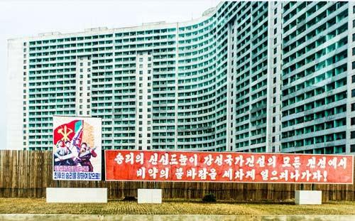 Chùm ảnh mới nhất về cuộc sống ở Triều Tiên - 7