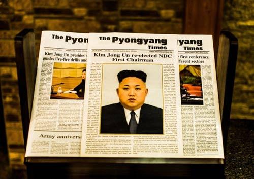 Chùm ảnh mới nhất về cuộc sống ở Triều Tiên - 8
