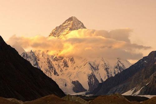Chinh phục những ngọn núi nguy hiểm nhất thế giới - 3