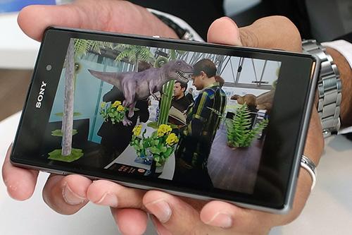 Sony Xperia Z1 chính hãng Nhật Bản giá rẻ tại Hà Nội - 3