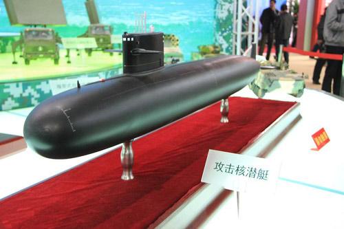 TQ chế tạo một loạt tàu ngầm tấn công thế hệ mới - 1