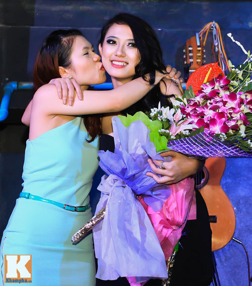 Trang Cherry khoe tài sáng tác nhạc trong minishow - 9