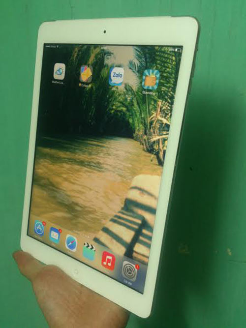 iPad Air 2 đọ dáng iPad Air, dùng cảm biến vân tay - 13