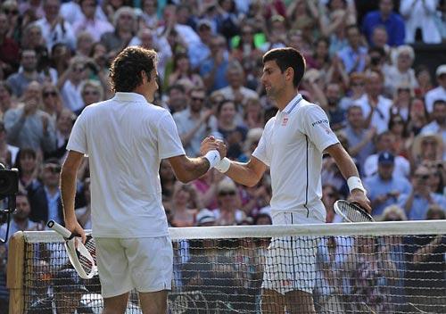 Thất bại nhưng Federer vẫn quá vĩ đại - 1