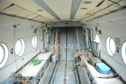 Cận cảnh trực thăng Mi-171 trước khi bị rơi tại Hòa Lạc - 3