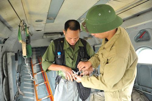 Cận cảnh trực thăng Mi-171 trước khi bị rơi tại Hòa Lạc - 4