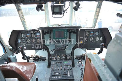 Cận cảnh trực thăng Mi-171 trước khi bị rơi tại Hòa Lạc - 5