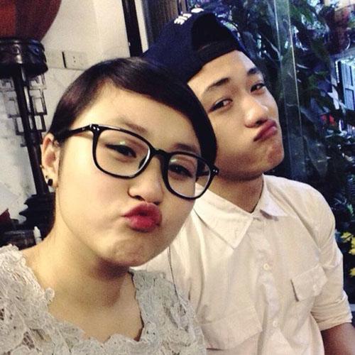 Con gái Thanh Lam thân mật người yêu kém tuổi - 2