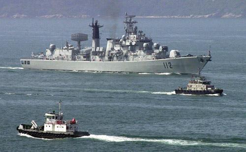 """TQ ra luật mới tăng """"an ninh quân sự"""" trên Biển Đông - 1"""