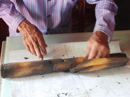 Nghệ An: Hỏa hoạn thiêu rụi hậu cung đền Nhạn Tháp - 2