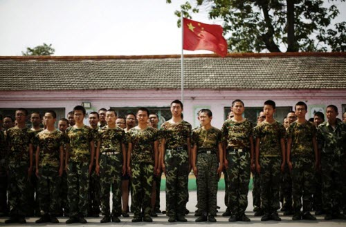 Bên trong trại cai nghiện Internet tại Trung Quốc - 4