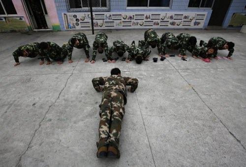 Bên trong trại cai nghiện Internet tại Trung Quốc - 5