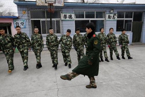 Bên trong trại cai nghiện Internet tại Trung Quốc - 6