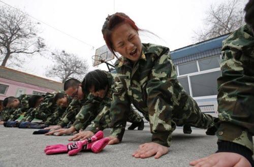 Bên trong trại cai nghiện Internet tại Trung Quốc - 7