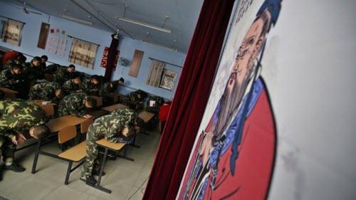 Bên trong trại cai nghiện Internet tại Trung Quốc - 8