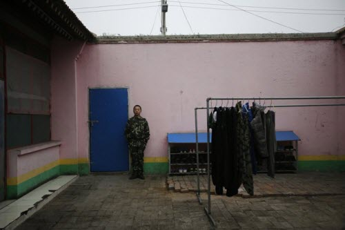 Bên trong trại cai nghiện Internet tại Trung Quốc - 11