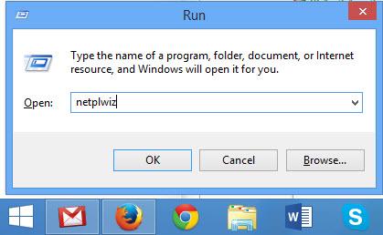 Mẹo đăng nhập Windows 8/8.1 không cần gõ mật khẩu - 1