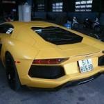 Ô tô - Xe máy - Lamborghini Aventador giá 22 tỷ đồng, biển tứ quý 9