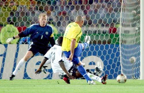 Brazil vs Đức: Siêu kinh điển của thế giới - 2