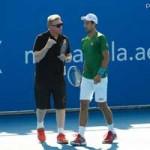 Thể thao - Vô địch Wimbledon, Djokovic hết lời cảm tạ Becker