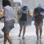 Tin tức trong ngày - Siêu bão Neoguri tấn công Nhật Bản