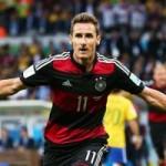 Bóng đá - Klose phá kỉ lục của Ro béo