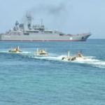 Tin tức trong ngày - Nga tập trận chống tấn công đổ bộ ở biển Đen