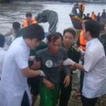 Tin tức trong ngày - Vụ chìm tàu: Ngư dân kể lại giây phút đối mặt với tử thần