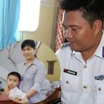Bạn trẻ - Cuộc sống - Cảm động những cánh thư gửi chồng Cảnh sát biển