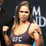 """Thể thao - UFC: """"Chân dài"""" Rousey hủy kế hoạch thượng đài vì gãy tay"""