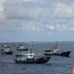 Báo Mỹ vạch mặt TQ dùng tàu cá dân sự tấn công Biển Đông